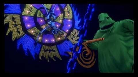 OST - Oogie Boogie Song - The Nightmare Before Christmas