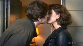 The Good Doctor 1x11 Shaun Murphy Kisses Lea The Good Doctor Scenes