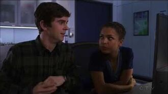 The Good Doctor 1x12 'I kissed Lea'