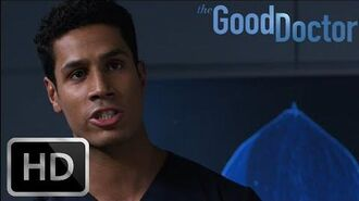 Dr Kalu Stands Up For Shaun - The Good Doctor 2x01 HD 1080p