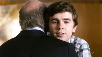 The Good Doctor 1x18 Aeron Is A Great Friend Of Shaun (Finale Ending Scene)