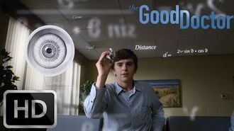 Spatial Intelligence - The Good Doctor 2x01 (HD 1080p)