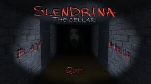 Slendrina The Cellar Trailer (Android and iOS)