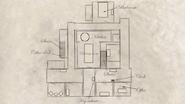 Карта1этажСлендринаДом