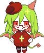 Yosafire Chibi Sprite 1