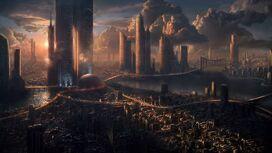 Sci Fi City 91852