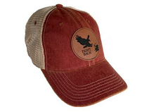Red Fight Back Hat