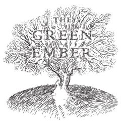 The Green Ember promotional art from Ember's End