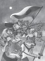 Wolves at Decker's Landing TGE