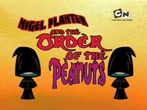 Nigel Planter y la Orden de los Cacahuetes