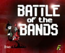 Concurso de Bandas