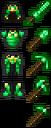 Unused Emerald Equipment