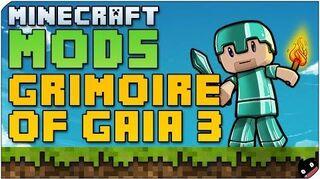 Minecraft Mods 83 - Grimoire of Gaia 3