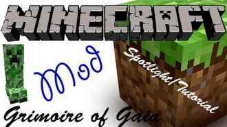 Minecraft Spotlight GRIMOIRE OF GAIA (1.5.2) -=Mod Showcase & Tutorial=-