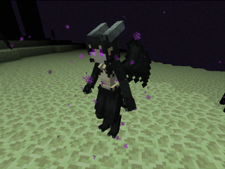 how to ride the ender dragon