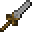 Weapon prop sword stone