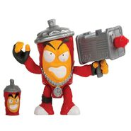 Grotty graffiti action figure unboxed