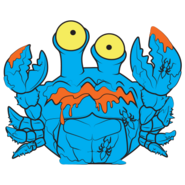 Scabby crab 2