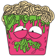 Oozy noodles 2