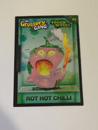 Rot hot chili touch n feel card