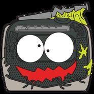 Radio wreck 1