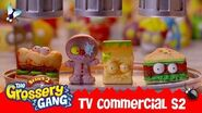Grossery Gang Official Series 2 TV Commercial Cartoons For Children