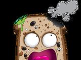 Rancid Raisin Toast