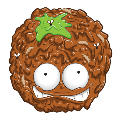 Moldy Meatball The Grossery Gang Wikia Fandom