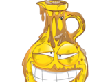 Crusty Cooking Oil