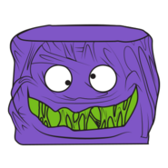 Gooey Chewie Purple