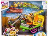 Delivery Strike Motor Bike