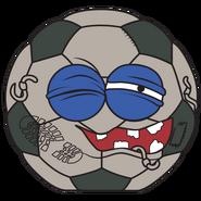 Scummy soccer ball 1