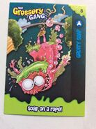 Grotty soap card