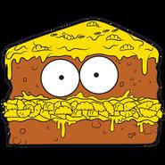 Crud cake 2