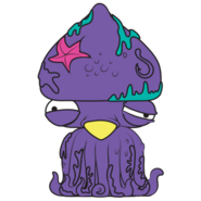 Squished squid 1