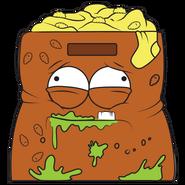 Barf bag 1