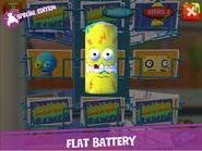 Flat batter app