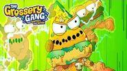 Grossery Gang PUTRID POWER TRAILER Grossery Gang Movie Cartoons For Kids