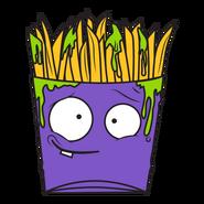 Fungus Fries Purple