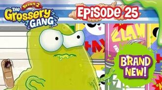 Grossery Gang Cartoon - Episode 25 - Get Well Spewn - Part 4 - Slime