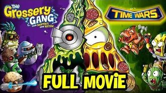 GROSSERY GANG - TIME WARS FULL MOVIE OFFICIAL