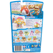 Dodgey donut figure boxed back