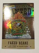 Faked Beanz Card