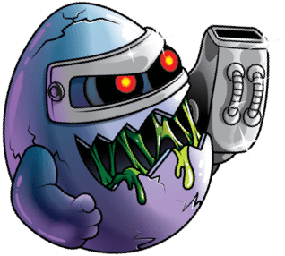 Off Egg Bot The Grossery Gang Wikia Fandom Powered By
