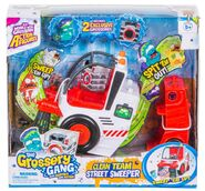 69080 GGS3 MP Playset StreetSweeper F FEP