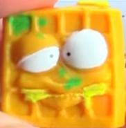 Awful Waffle Orange Figure