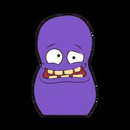 Smelly Bean Purple