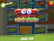Grub sub app
