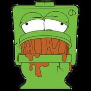 Toxic toilet 2
