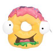 Soft foam dodgey donut